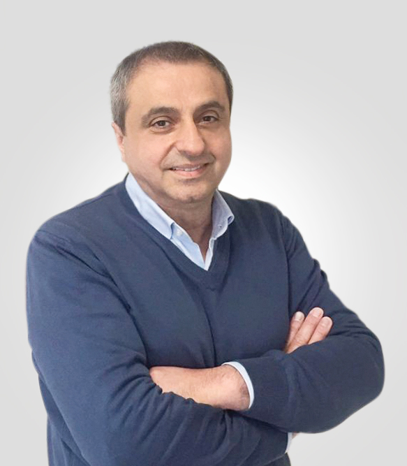Raffaele Simonelli Amministratore / Technical Manager