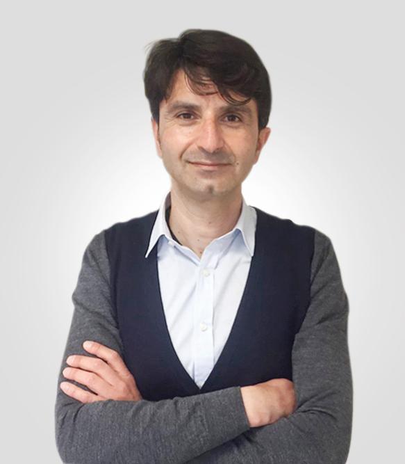 Yuri Simonelli Sales Manager