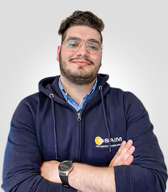 Alessandro Taglienti Sales Executive